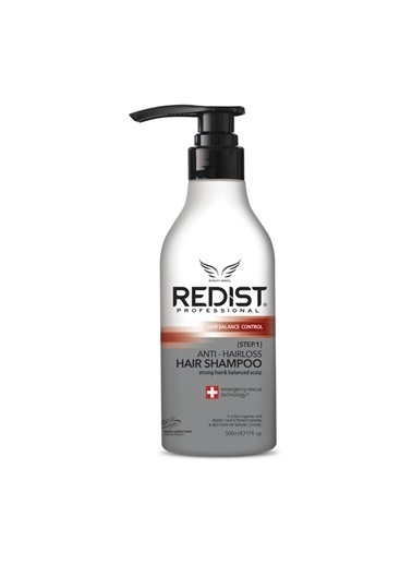 Redist Dökülme Karşıtı Şampuan 500 ml Renksiz